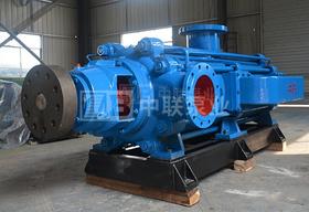 <b>中鼎国际喜提长沙中联泵业矿用多级泵一台!</b>