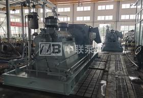 <b>常德恒安纸业喜提一台 DG280-65×3P多级锅炉给水泵</b>