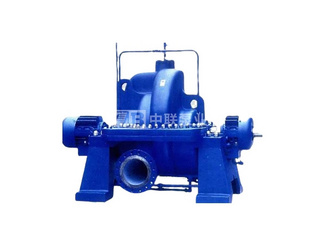 <b>DK型双吸中开式多级离心泵</b>