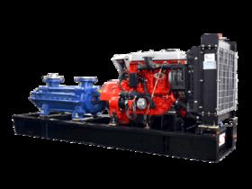 船用柴油机多级泵机组