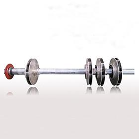 <b>多级泵泵轴|转子</b>