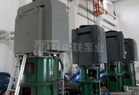 <b>印尼南加里曼电厂购买长沙中联泵业4台水循环长轴泵</b>