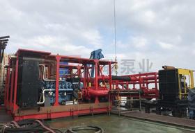 <b>顺德船舶订购中联泵业耐腐蚀DFP280-43x4海水淡化泵</b>