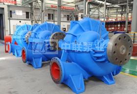 <b>感谢老客户九洲铝业订购长沙中联泵业GS高效中开泵一台</b>