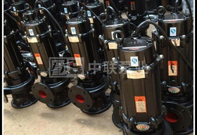 <b>广州某物业公司采购长沙中联泵业一批地下室QW无堵塞排污泵</b>