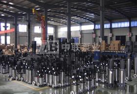 <b>重庆某水务工程公司喜提长沙中联泵业32CDL4-15冲压不锈钢立式离心泵</b>
