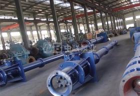 <b>上海某贸易公司出口一台长轴泵选择长沙中联泵业采购</b>