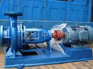 <b>IR型卧式热水泵</b>