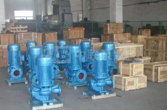 管道泵是垂直安装还水平安装 长沙中联泵业已在国内市场拥有较高知名度