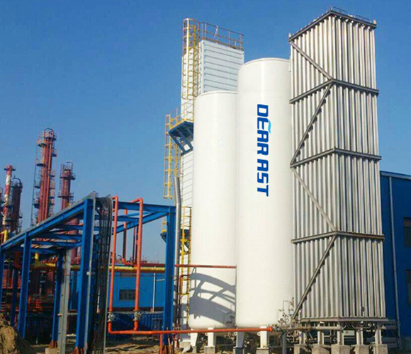 Complete air separation plant KDN-3000/300Y