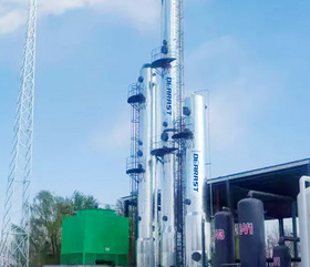 15000m³/D-GZ biomass natural gas purification project