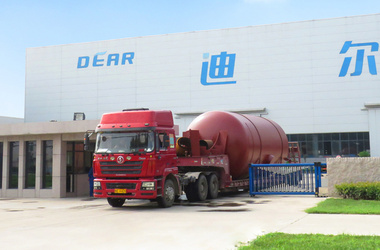 Air separation unit delivery