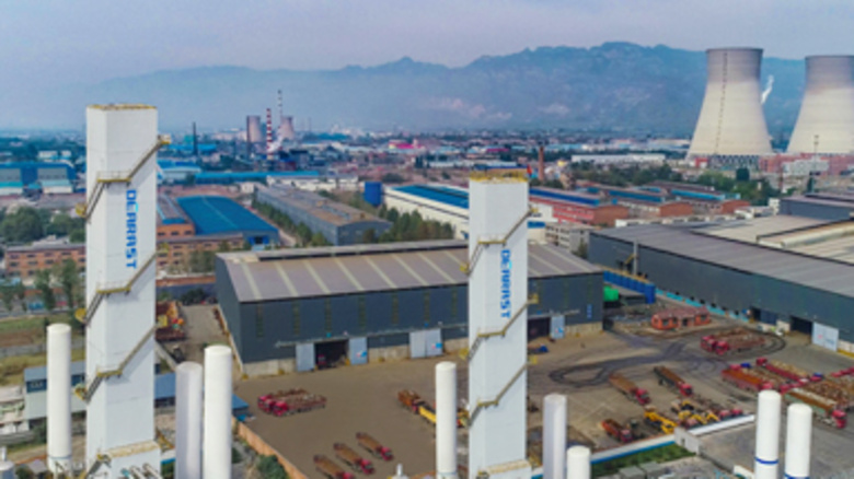 Case study on large air separation plant of DEAR air separation