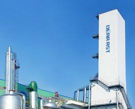 Liquefaction air separation