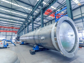 Air separation equipment manufacturing
