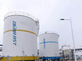 Industrial gas investment