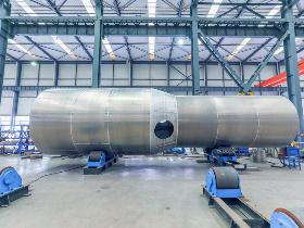 Air separation equipment parts