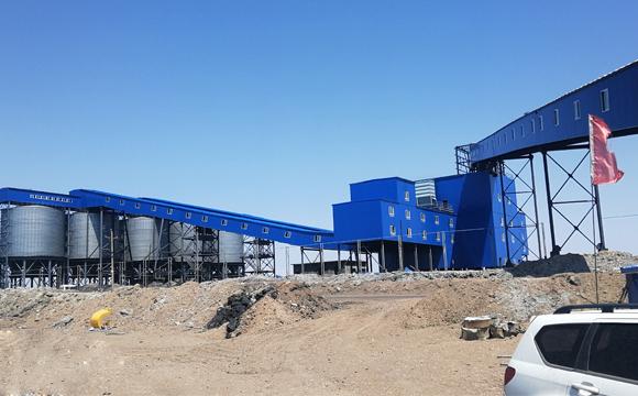 振源科技煤炭行业EPC