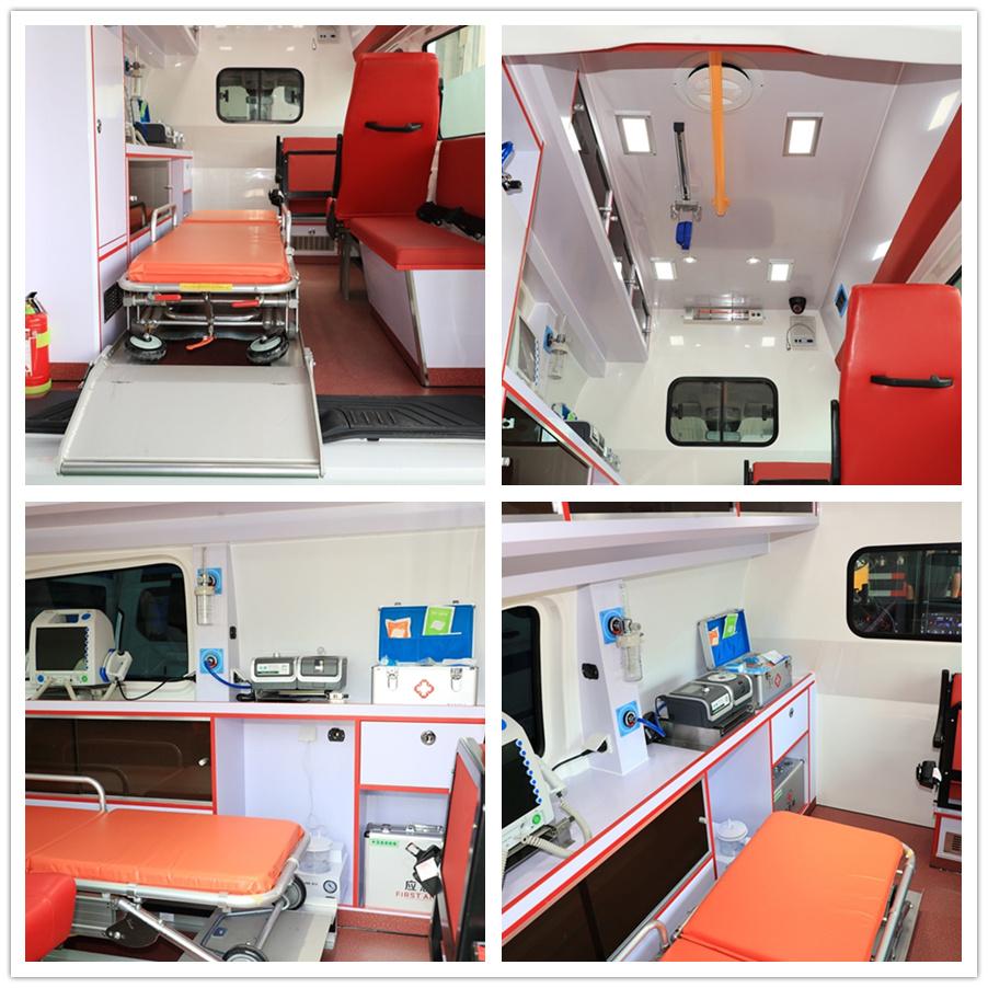 Ford-v362型江鈴福特全順轉運型救護車