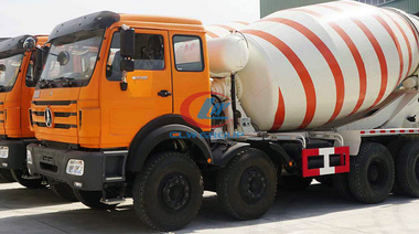 Concrete Mixer Truck to Indonesia