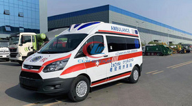 Ambulance to Laos