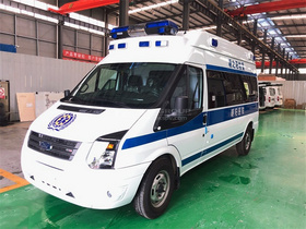Ambulance Medical Type - FORD EX