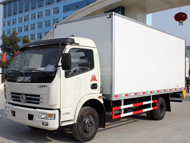 Refrigerated Truck (Dongfeng)