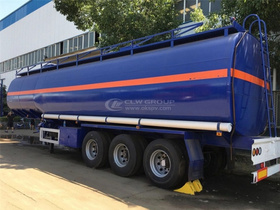 LPG Semi-trailer 60CBM 3Axles