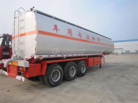 LPG Semi-trailer 40CBM 2Axles