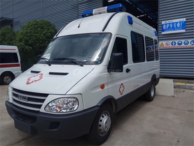 Ambulance Transport Type - IVECO