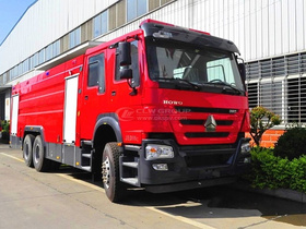 Fire Engine - HOWO - 16CBM
