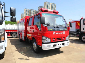 Fire Engine - ISUZU - 3CBM