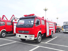 Fire Engine - DF - 8CBM