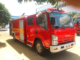 Fire Engine - ISUZU - 6CBM