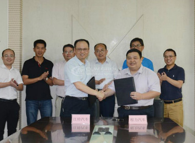 Jiangling Motors joins hands with CLW Group to reach a new level