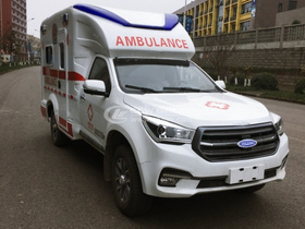 ISUZU Ambulance Box Type - 4WD