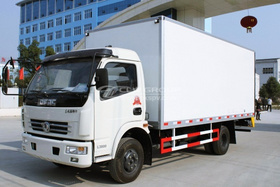 Refrigerated Truck 10Ton DONGFENG