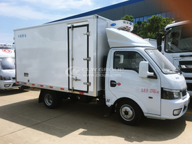 Refrigerated Truck 5Ton DONGFENG