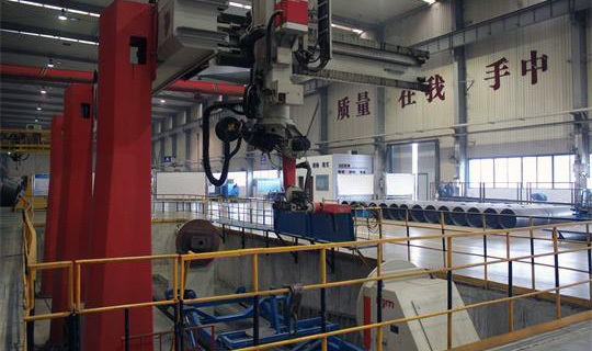 Welding equipment of CLW Group