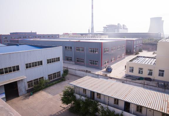 20000m²生产基地