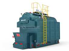 DZL series biomass-fired steam boiler