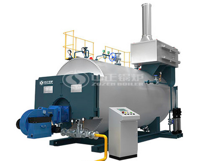WNS series gas-fired (oil-fired) hot water boiler