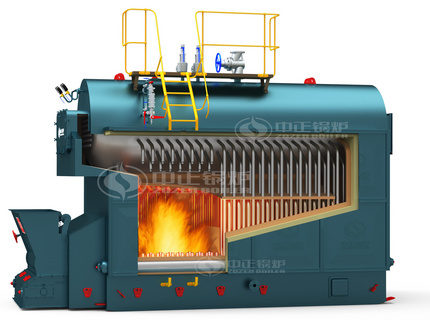 DZL series biomass-fired hot water boiler