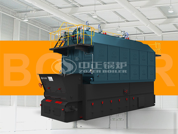 ZOZEN new biomass-fired boiler - a new choice of energy saving and consumption reducing for enterprises