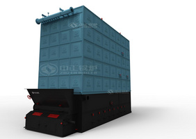 YLW series coal-fired/biomass-fired thermal oil heater