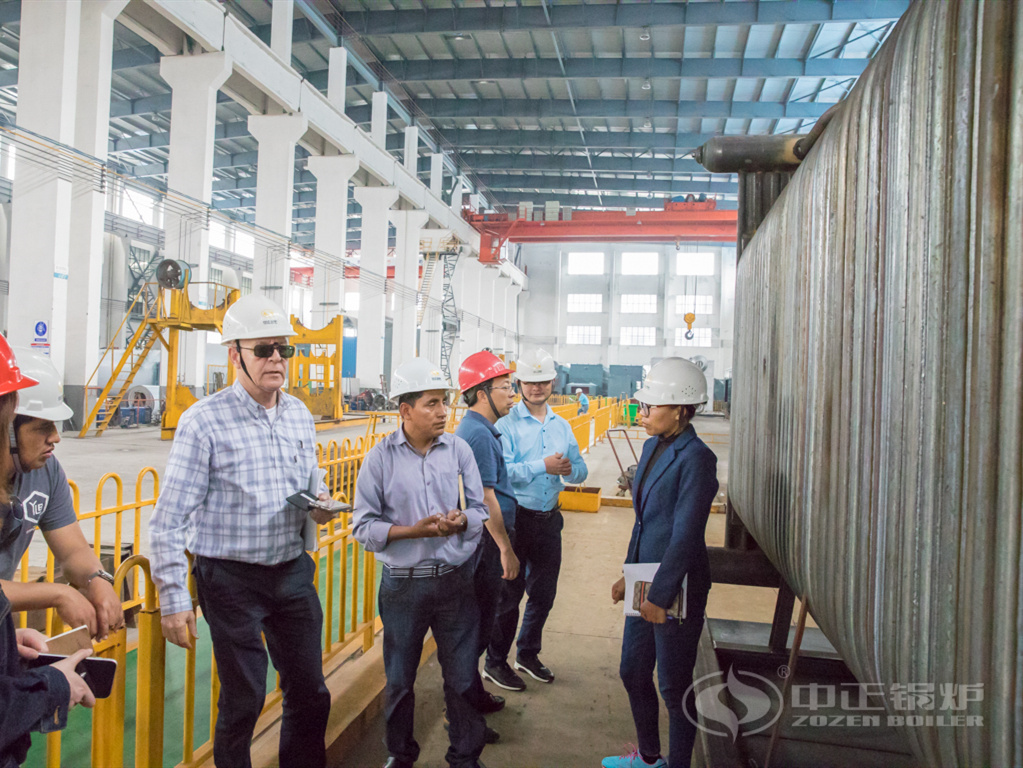 ZOZEN solves the problems of boilers in high altitude for Bolivian enterprises