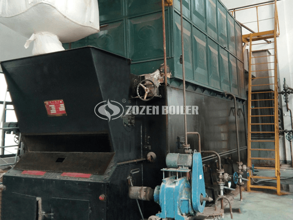 ZOZEN environmental protection boilers shine on the stage of Thailand market