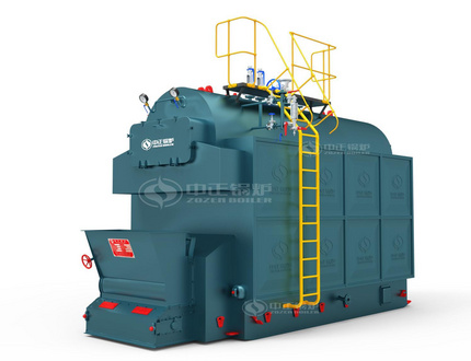 DZL series coal-fired steam boiler