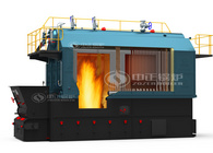 SZL series coal-fired hot water boiler