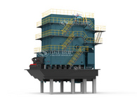 SHL series coal-fired steam boiler